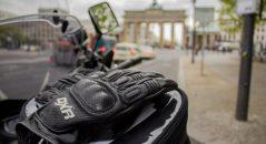 Les gants DXR Punch TTR se destinent davantage à usage au quotidien sur des trajets courts, et le font très bien!