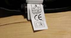 Gants DXR Evasion : Homologation CE moto