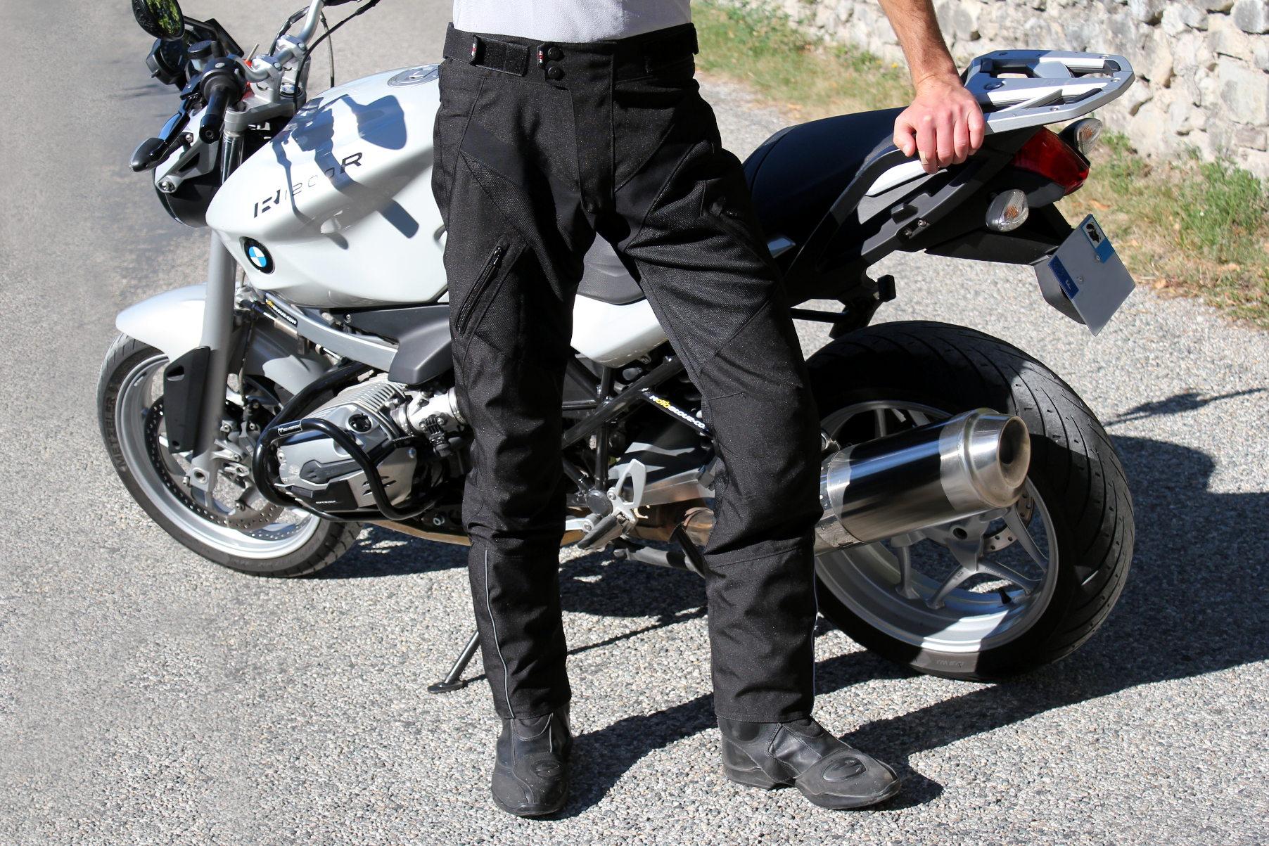 Pantalon ventilé grandes tailles
