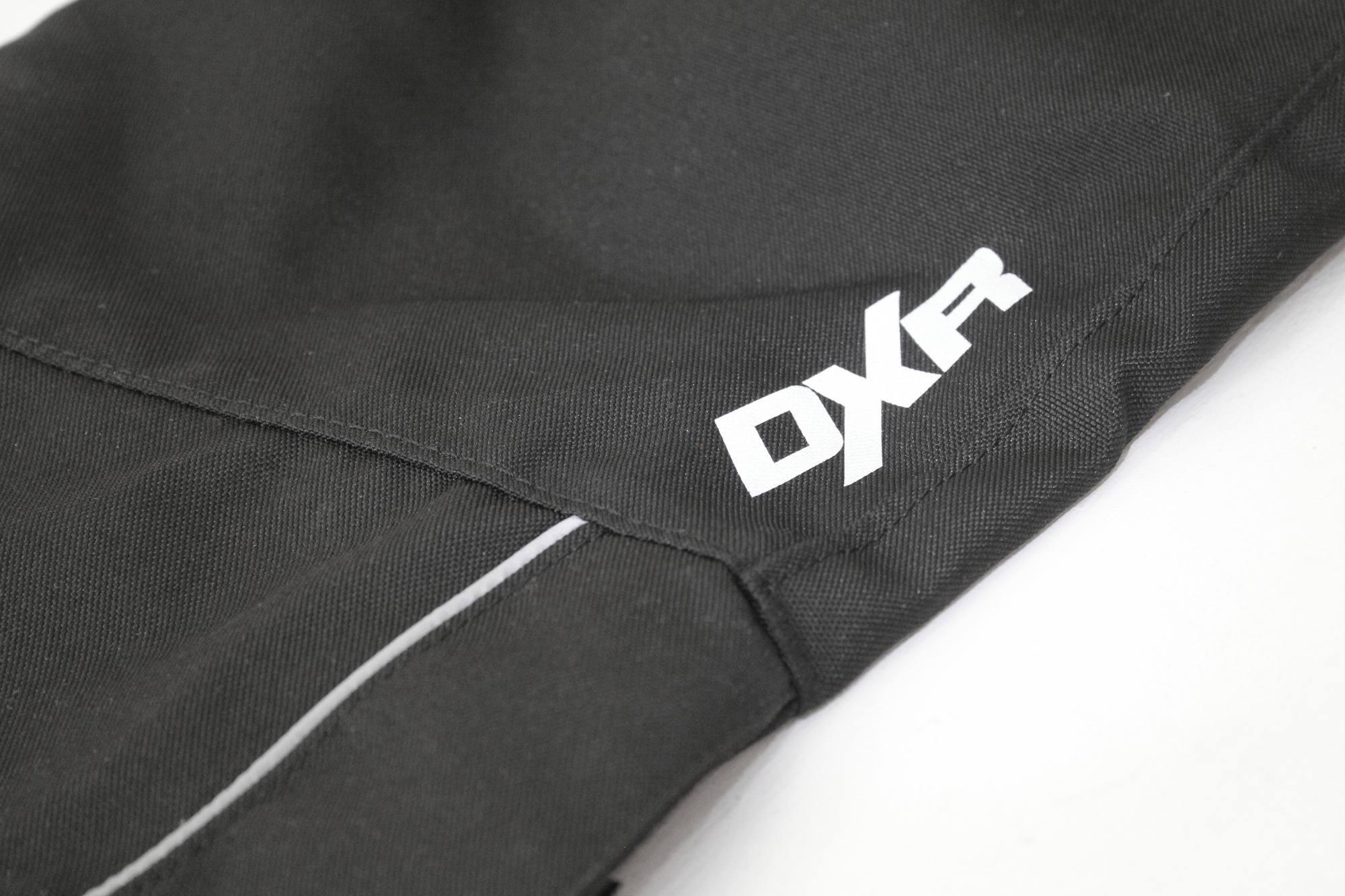 Logo DXR réfléchissant