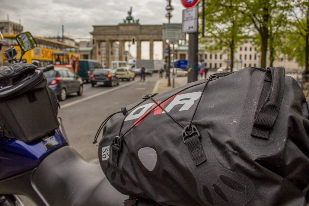 Le sac DXR Over-Sea a été un compagnon fidèle sur la route!