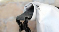 Textile craquelé