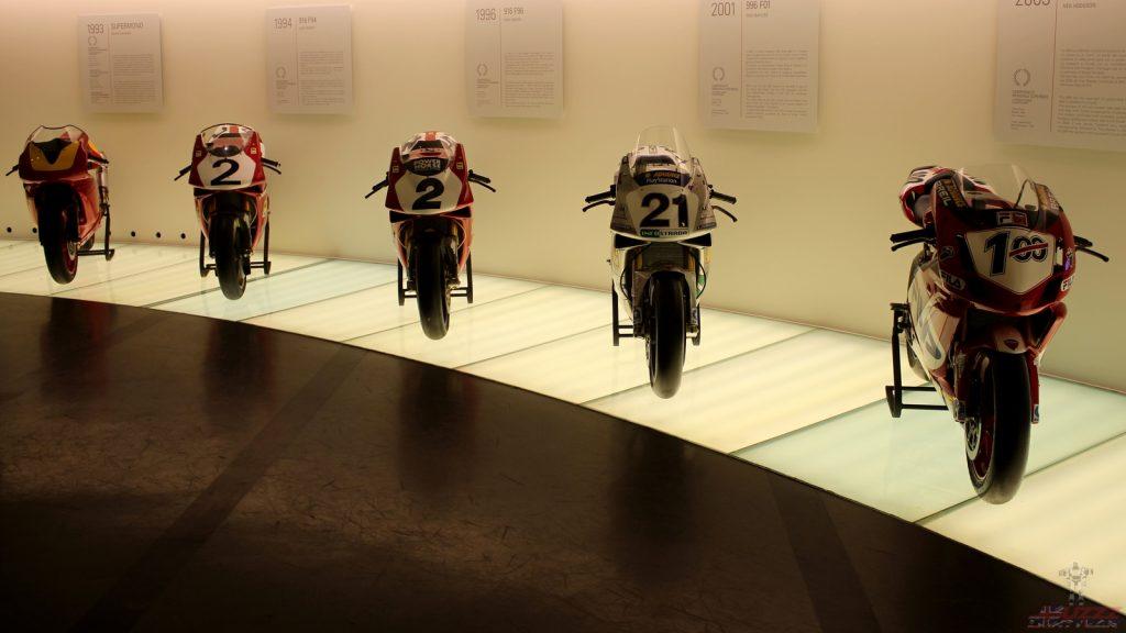 Ducati c'est aussi une formidable lignée de championnes en Superbike!