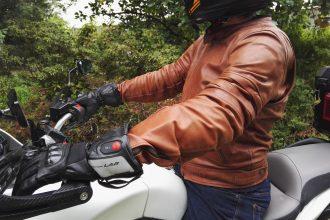 Blouson moto DXR Wilks, l'essai en images