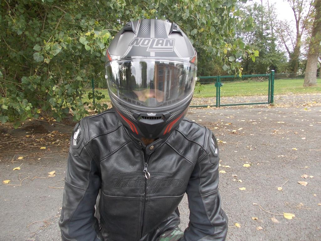 Mentonnière casque Nolan N87