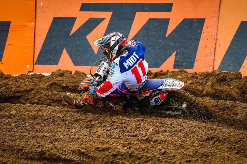 Florian Miot remporte le Motocross Européen des Nations 2017 en catégorie 85 cm³