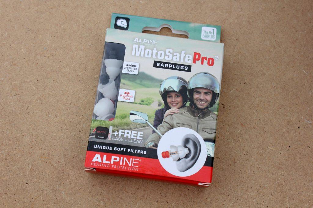 MotoSafe Pro – boite du kit