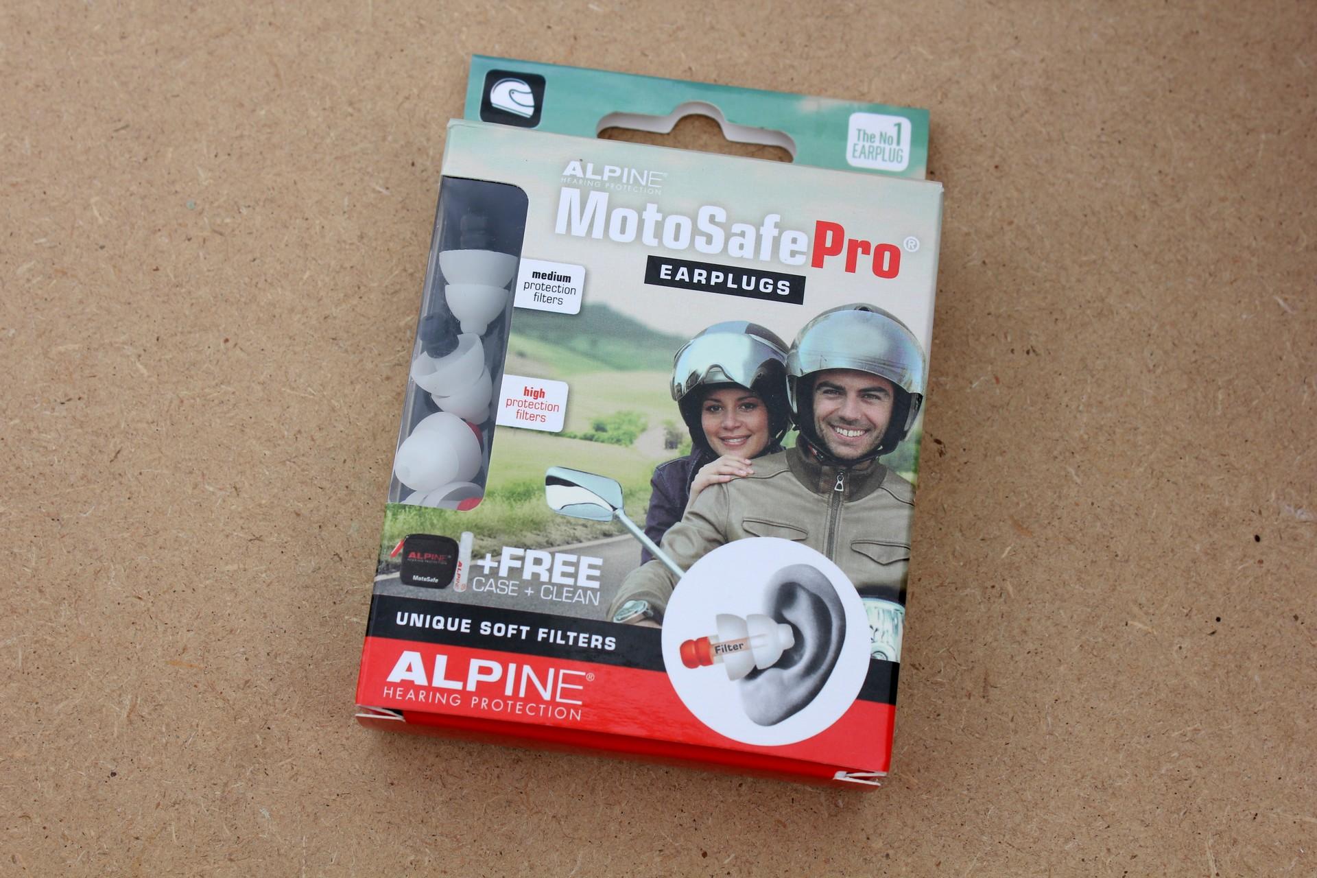 MotoSafe Pro - Boîte du kit Pro