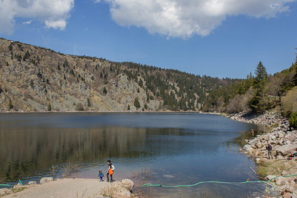Le Lac Blanc