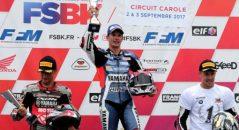 podium fsbk carole maurin
