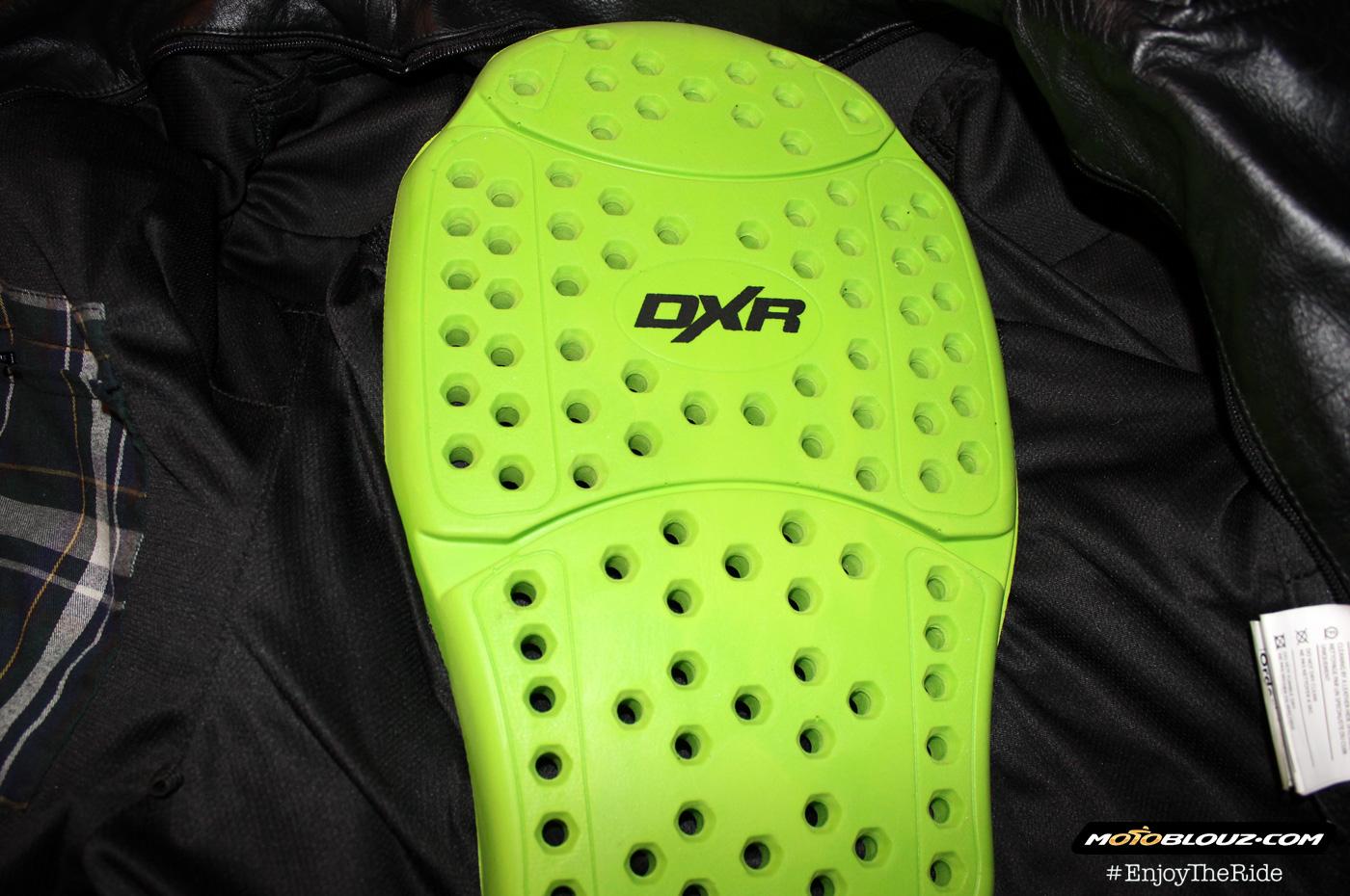Dorsale DXR Back Protector