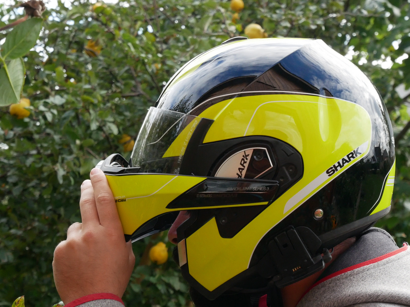 Casque Shark Evoline Series 3