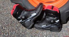 Modernité et sportivité pour les demi-bottes Axis 2.1.