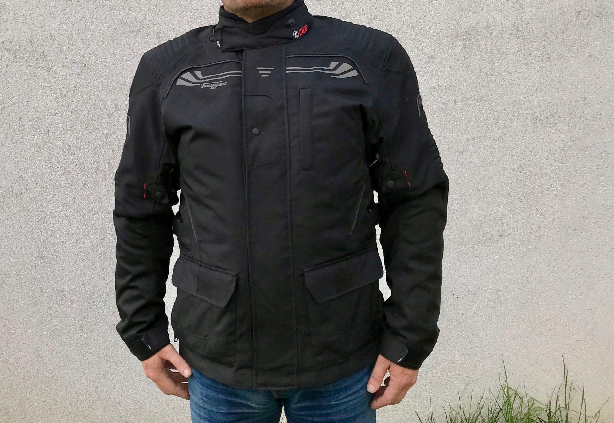 Essai veste Furygan Bronco 3EN1
