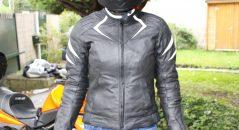 Blouson moto DXR Diva Racer
