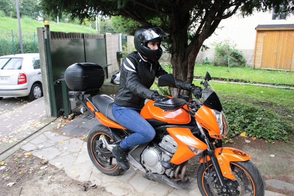 Blouson de moto roadster pour femme Diva Racer de DXR