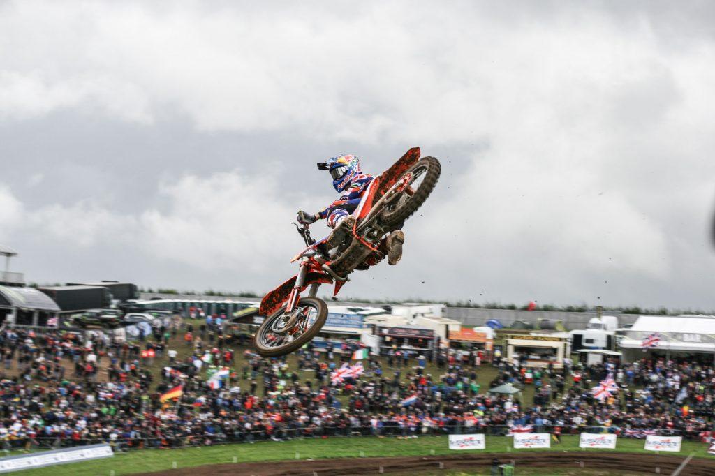 Toujours du bon spectacle au Motocross des Nations !