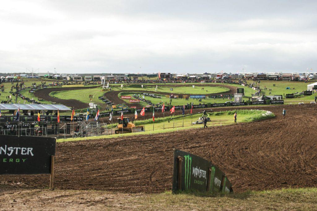 Le circuit de MXGP de Matterley Basin (Royaume Uni) accueillait le MXDN cette année