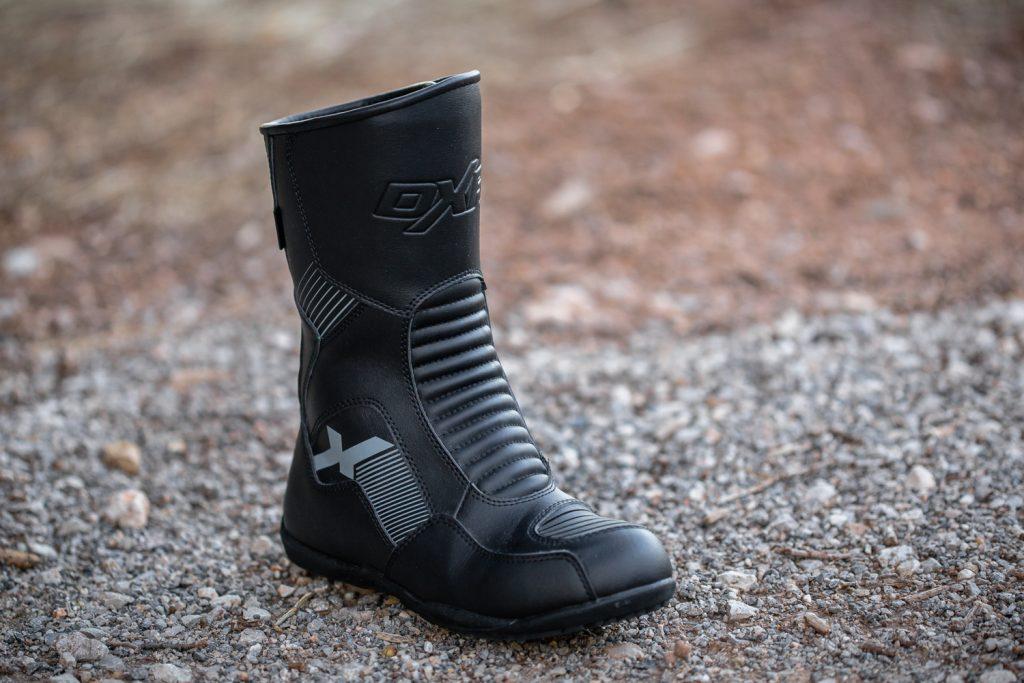 Les DXR Sierra, un style classique pour des bottes routières