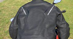Le blouson cuir DXR Dynamic