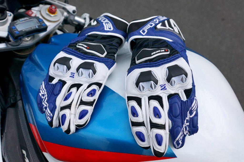 Les Five RFX 1, les gants offrant le meilleur fitting de ceux que j'ai déjà portés