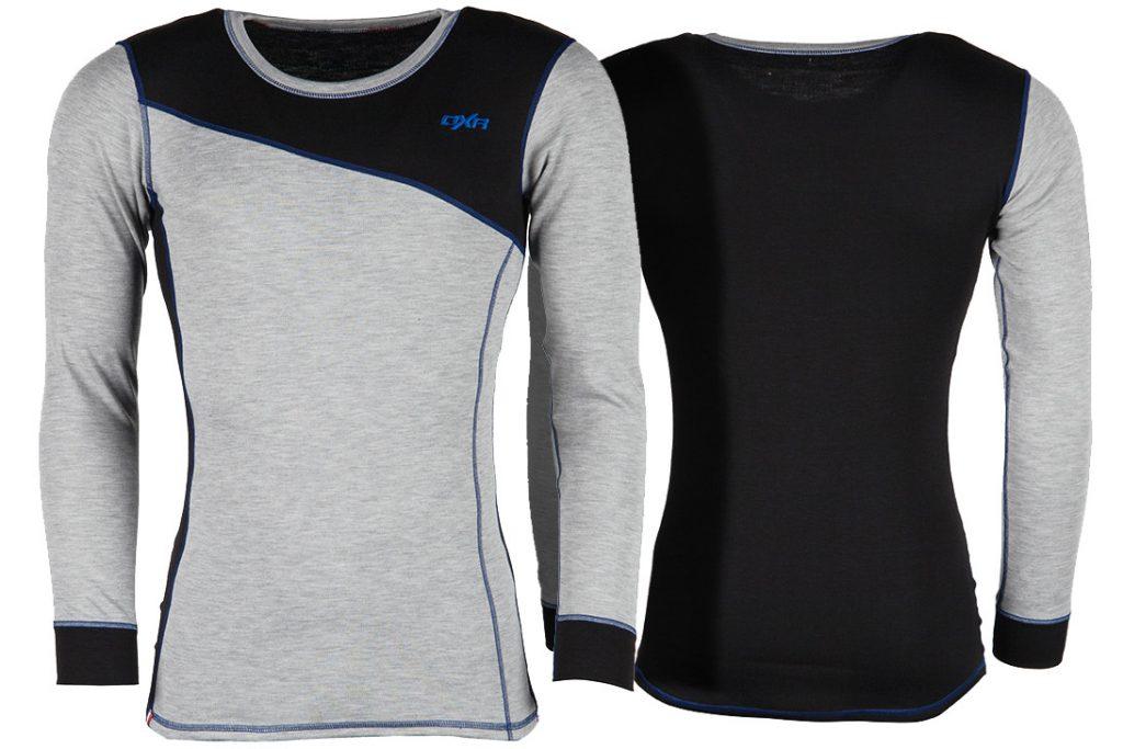 Le sous-vêtement isolant Vaillant Top, nouveauté automne-hiver 2017 – 2018 de DXR, fabriqué en France par Lemahieu