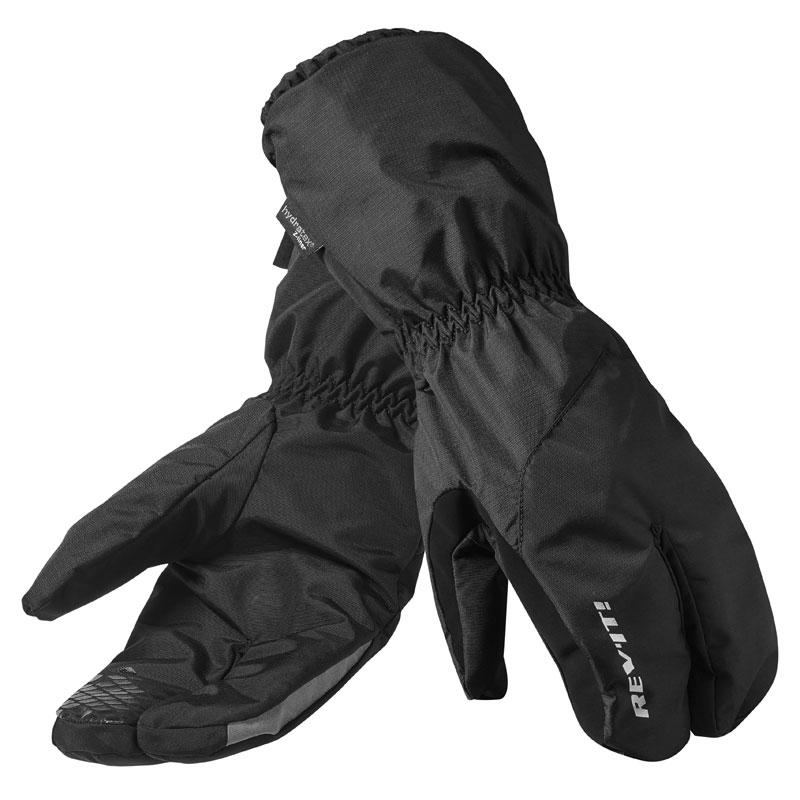 Sur-gants pluie moto