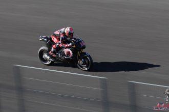 Apprentissage du MotoGP pour Takaaki Nakagami lors des tests de Valence!