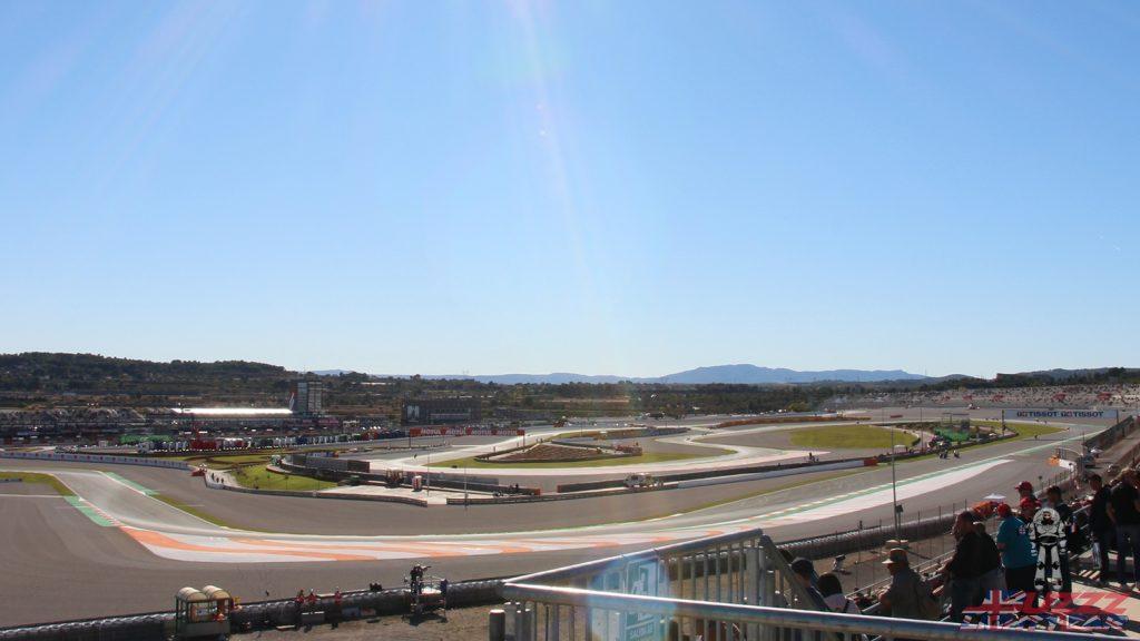 Le circuit Ricardo Tormo : une véritable arène!