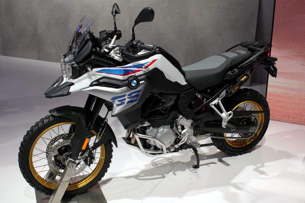 BMW F850GS 2018