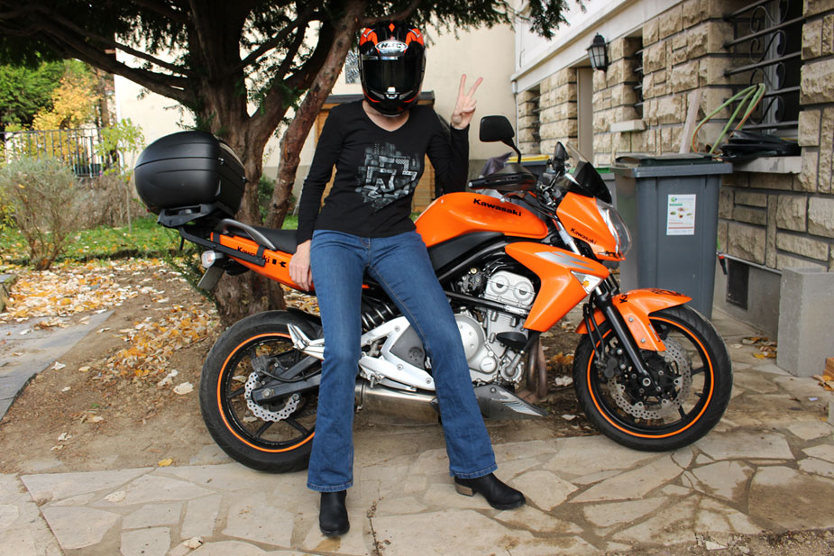 Bottes moto bootcut