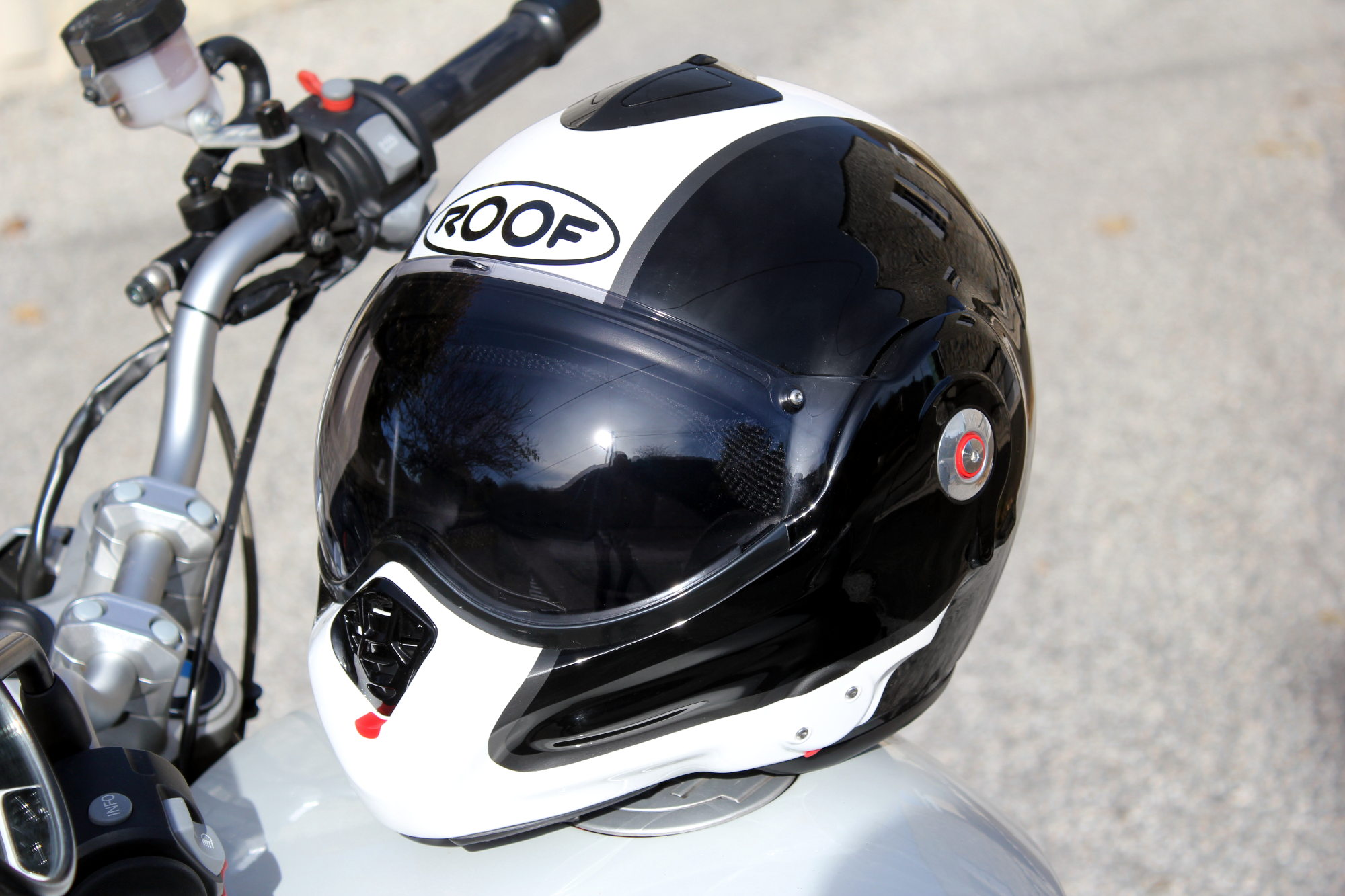 Casque Roof Desmo New Generation