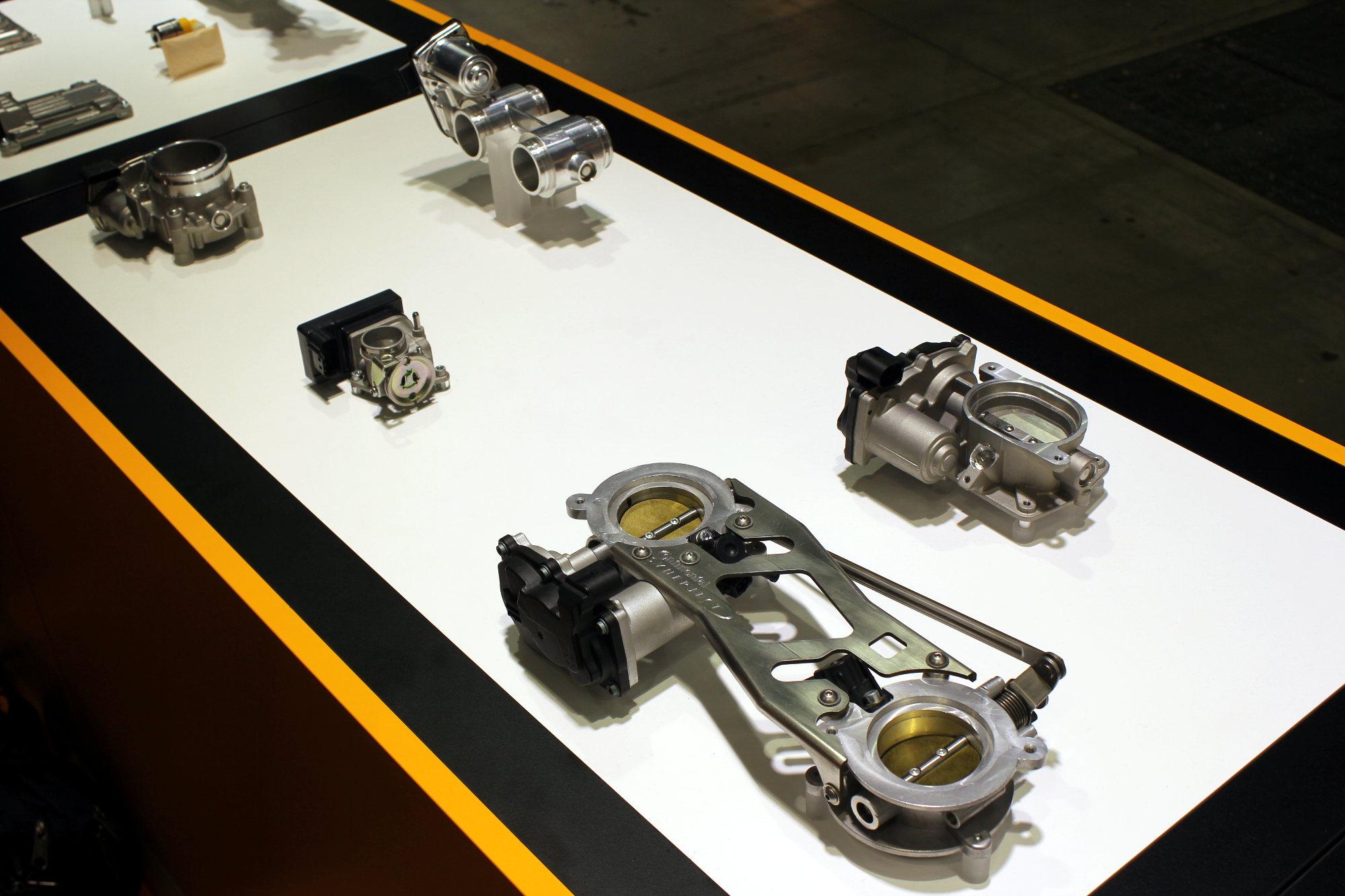 Pièces moteur électronique moto