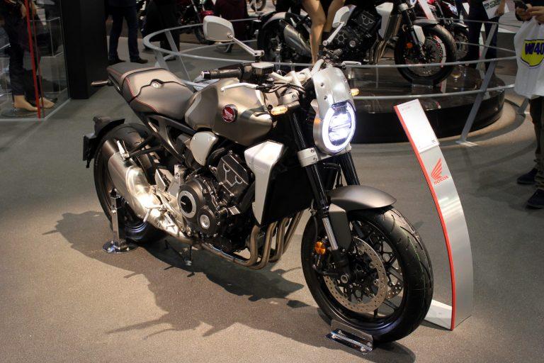 Essai Honda CB300R 2018