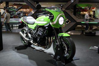 Kawasaki Z900 RS 2018