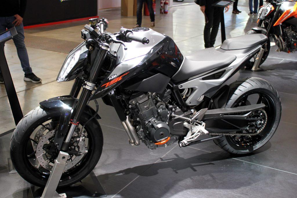 KTM Duke 790 2018