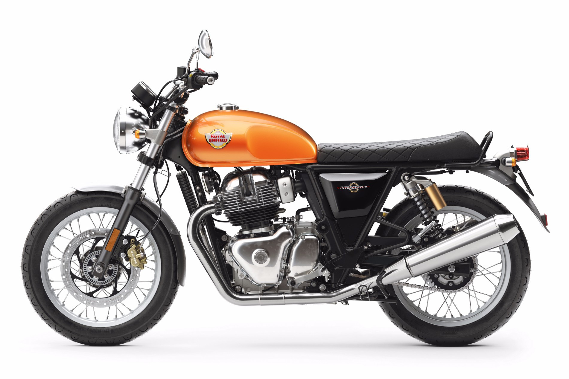 Royal Enfield Interceptor 650 2018