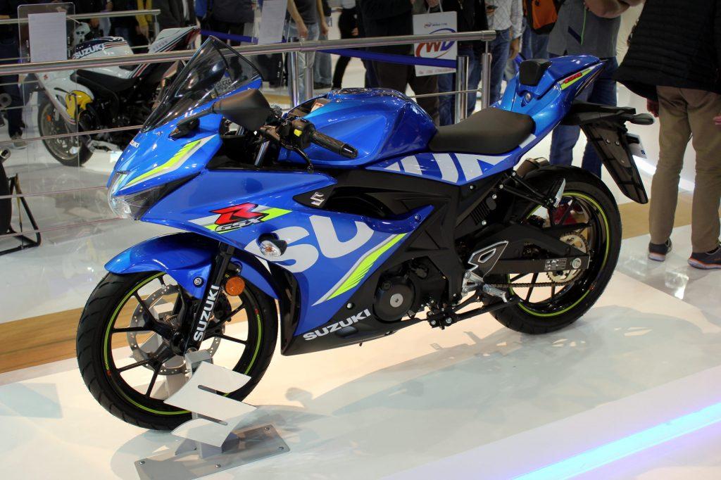 Suzuki GSX-R 125 2018