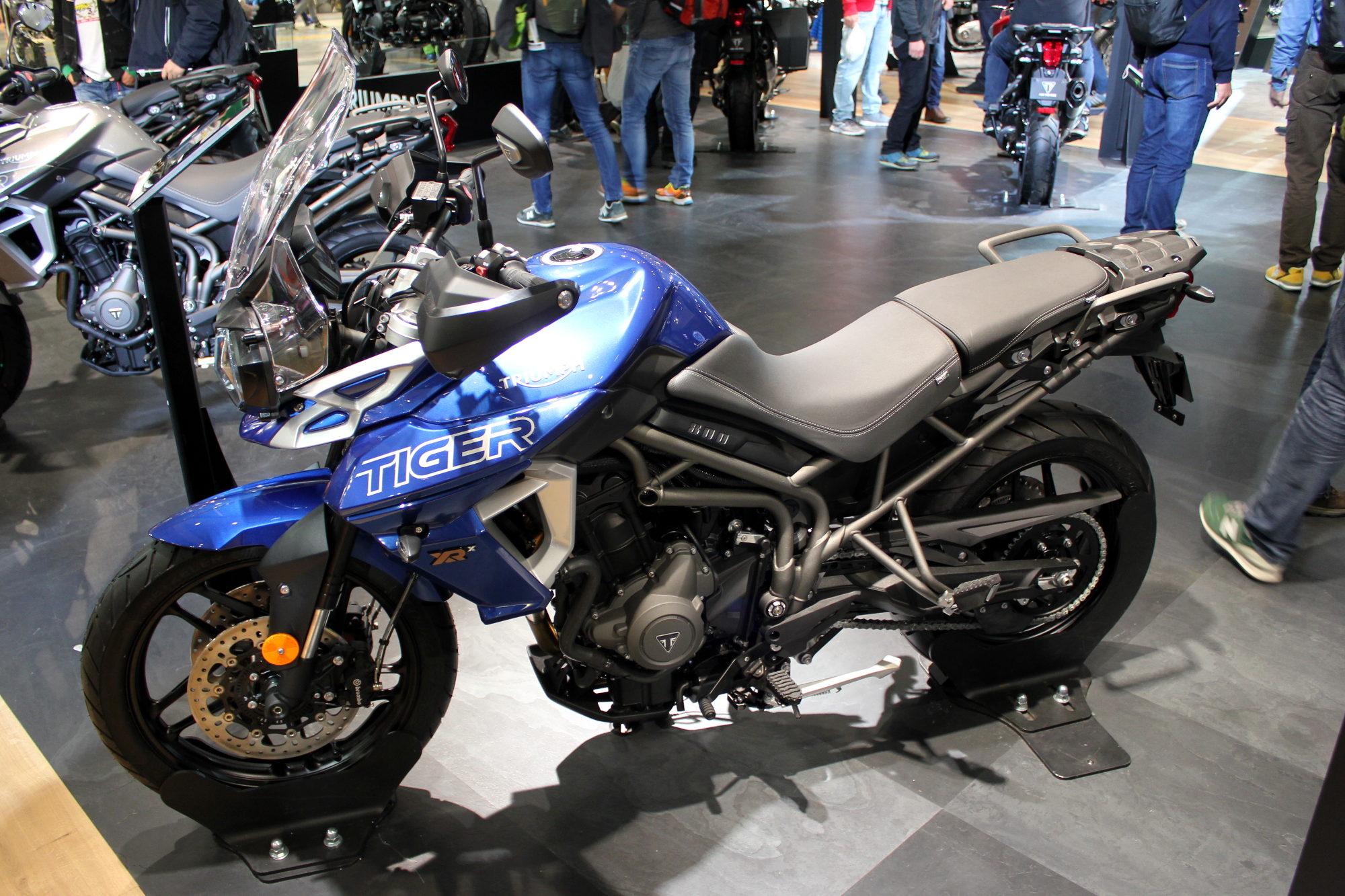 Les Motos Européennes Présentées à Leicma 2017