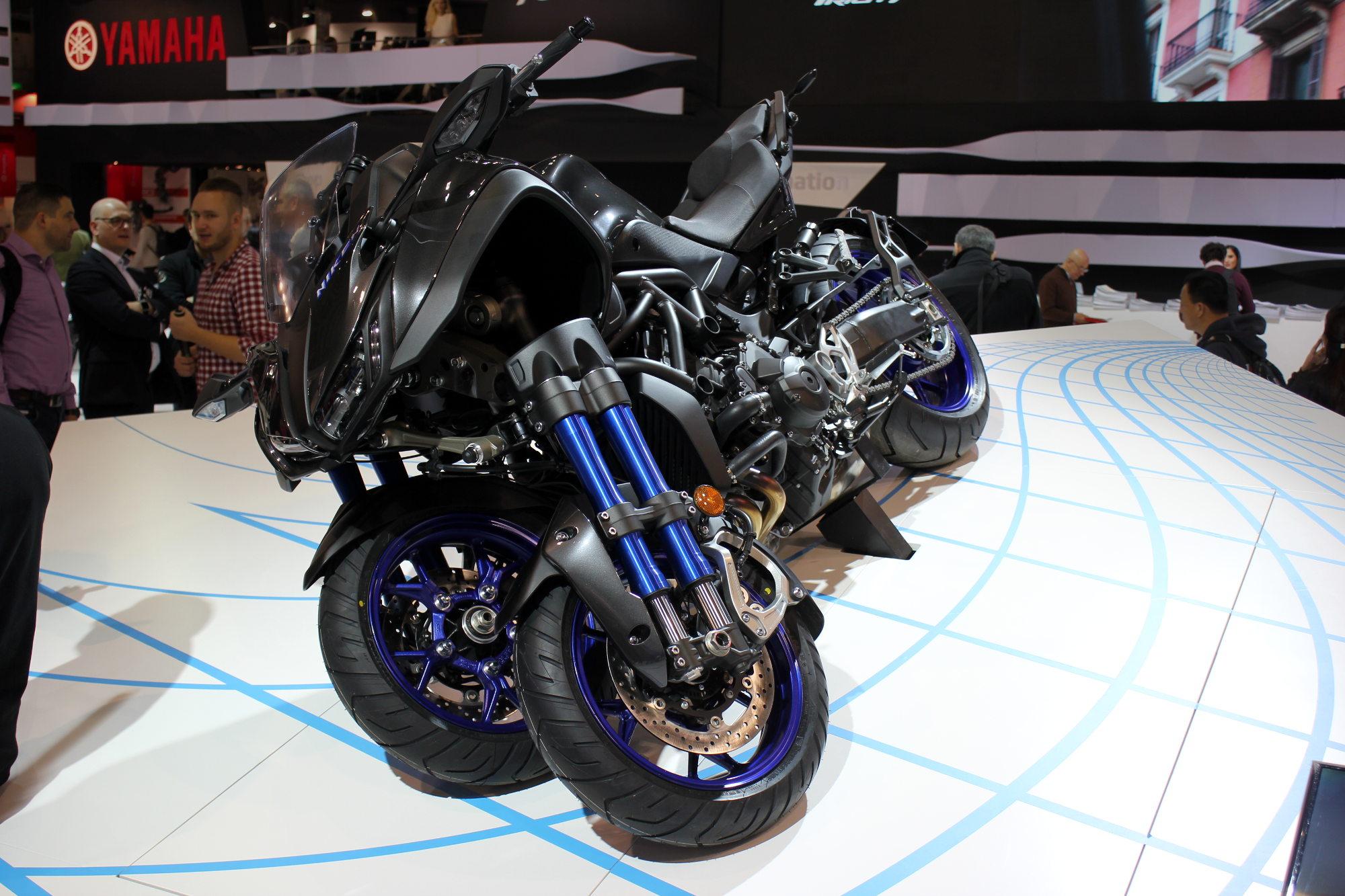 Nouveaut s moto 2018 les japonaises pr sent es milan for Salon de milan moto 2018