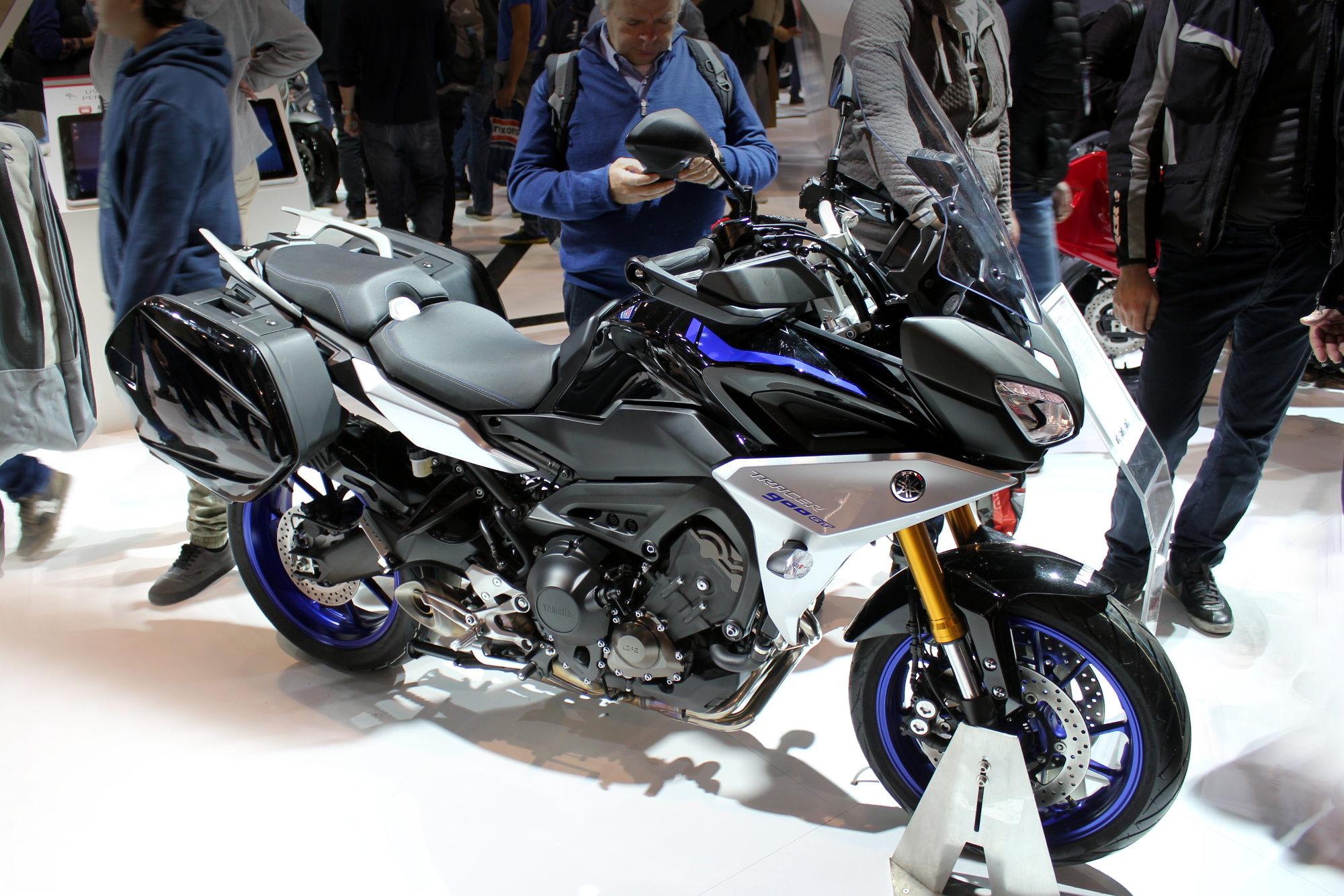 Yamaha Tracer 900 GT 2018