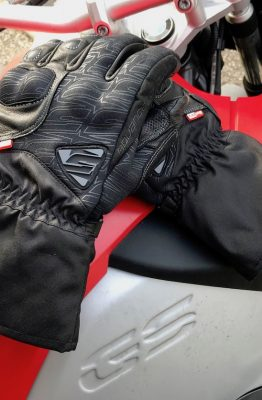 gants Five WFX Tech Outdry, essai en images sur Motoblouz