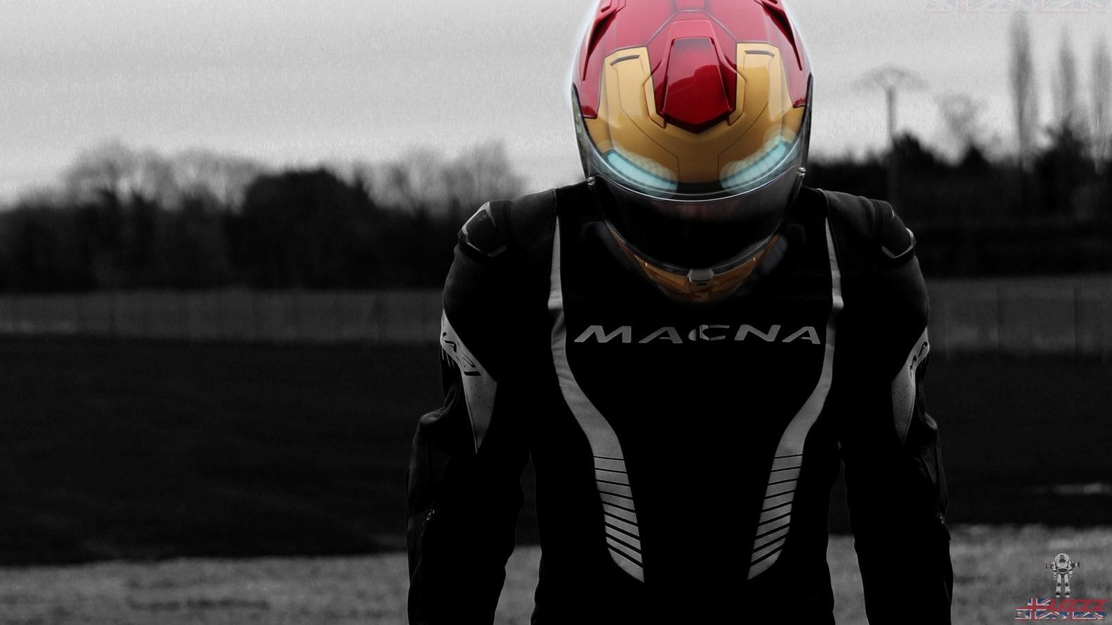 Casque HJC Rpha 70 Iron man