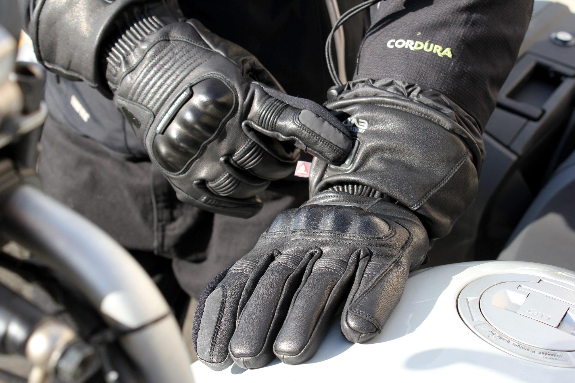 Gants chauffant fibre de carbon ou résistance