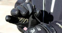 Serrage gants VQuattro