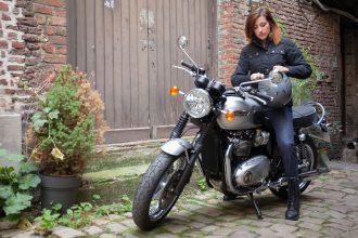 Idée cadeau moto femme