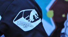 Blouson Furygan ARROW : détail épaule