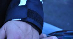 Blouson Furygan ARROW : détail manche