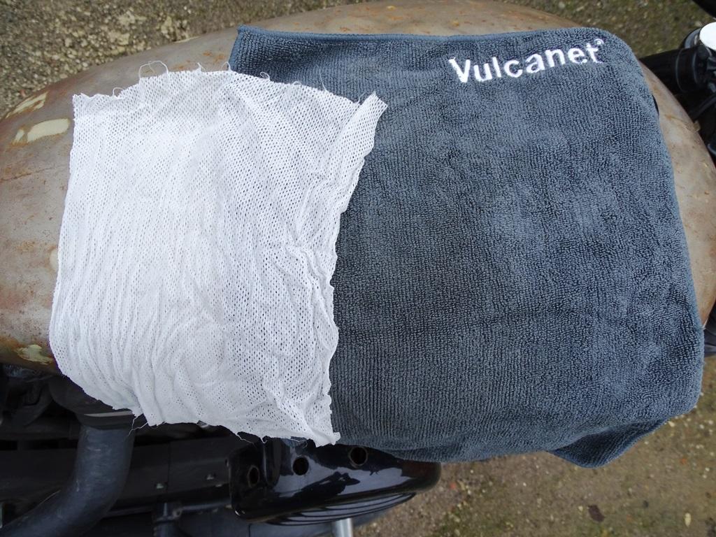lingette vulcanet microfibre