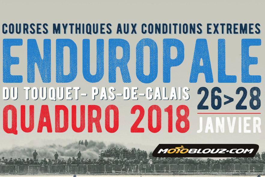 Programme Enduropale 2018